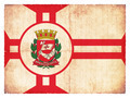 Grunge flag of Sao Paulo (Brazil) - PhotoDune Item for Sale