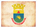 Grunge flag of Belo Horizonte (Brazil) - PhotoDune Item for Sale