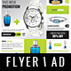 Product Flyer / Magazine AD - GraphicRiver Item for Sale