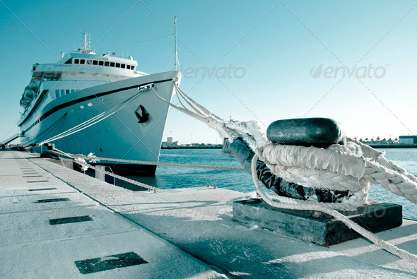 Ship - Stock Photo - Images