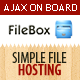 FileBox - Simple File Hosting Script - CodeCanyon Item for Sale