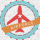 AirForce Badges - GraphicRiver Item for Sale