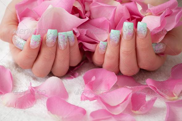 PhotoDune Beautiful hands 474264