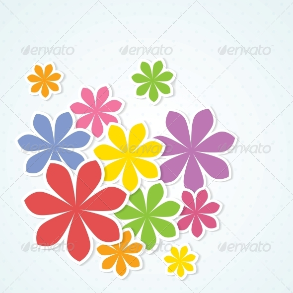 GraphicRiver Spring Background 4443363