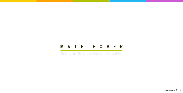 CodeCanyon Mate Hover jQuery Plugin 4444320