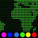 Digital LED World Maps - GraphicRiver Item for Sale