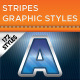 Stripes Graphic Styles - GraphicRiver Item for Sale