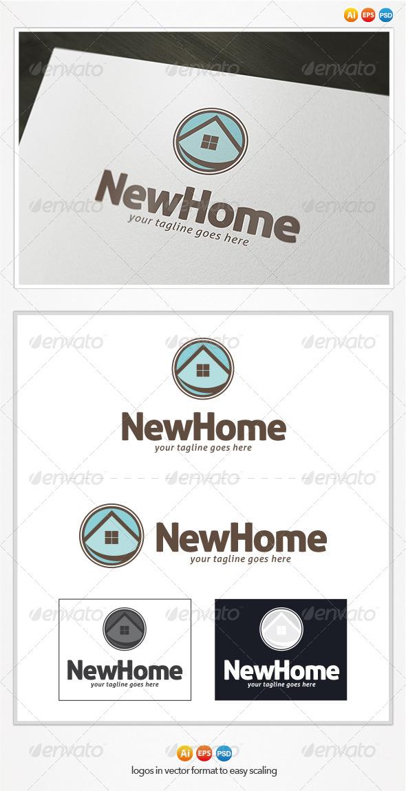 GraphicRiver New Home Logo 4369759