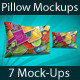 Pillow Mock-Ups - GraphicRiver Item for Sale