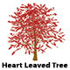 Heart Leaved Tree - 3DOcean Item for Sale