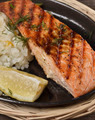 Grilled  Salmon Fillet - PhotoDune Item for Sale