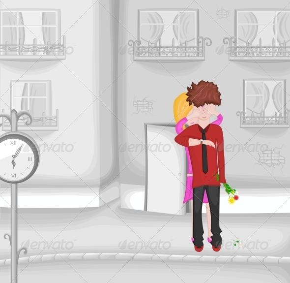 GraphicRiver Romantic Date 4451473