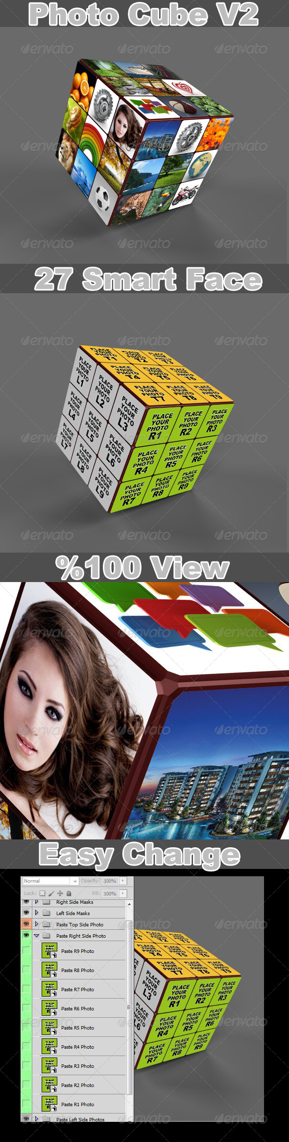 GraphicRiver Photo Cube V2 4452875