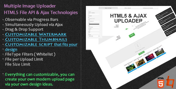 CodeCanyon Pure Uploader 4452882