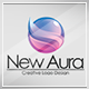 New Aura Logo Template - GraphicRiver Item for Sale