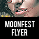 Moonfest Flyer Template - GraphicRiver Item for Sale