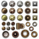 Metal Accessories Collection - GraphicRiver Item for Sale