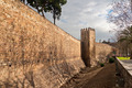 Barcelona Medieval Walls - PhotoDune Item for Sale