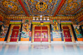 Rumtek Monastery Entrance Doors Ceiling Low H - PhotoDune Item for Sale