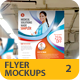 Flyer/Poster Mockups V2 - GraphicRiver Item for Sale