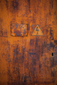 Old rusty metal door - PhotoDune Item for Sale