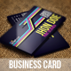 Print Company Business Card Template - GraphicRiver Item for Sale