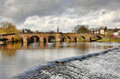 Devorgilla Bridge over the River Nith in Dumfries - PhotoDune Item for Sale