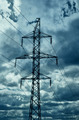 High-tension power line - PhotoDune Item for Sale