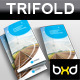 Trifold Brochure Template 01 - InDesign Layout - GraphicRiver Item for Sale