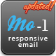 Mobilized-I - Responsive & Modular Email Templates - ThemeForest Item for Sale