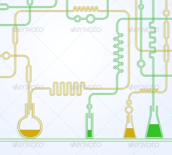 GraphicRiver Chemical Laboratory 4480805