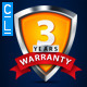 Premium Warranty Badges Collection Vol. 1 - GraphicRiver Item for Sale
