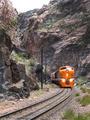 Train on Rail Track - PhotoDune Item for Sale