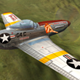 Mustang P-51 - 3DOcean Item for Sale