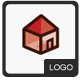 House logo 2 - GraphicRiver Item for Sale