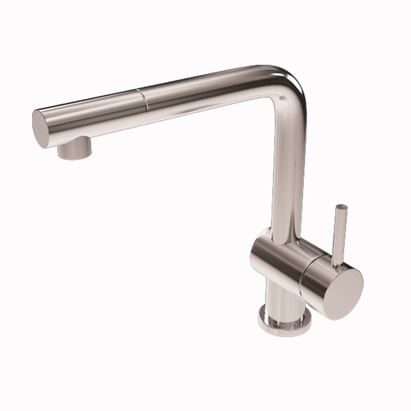 3DOcean Water Mixer Blanco 4485468