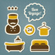 Hotel Icons - GraphicRiver Item for Sale