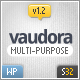 Vaudora Premium WordPress Theme - ThemeForest Item for Sale