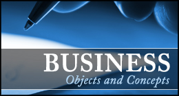 BUSINESS Objects and Concepts