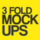 3 Fold A4 Mock-Ups - GraphicRiver Item for Sale