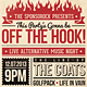 Off the Hook - Typography Flyer & Poster - GraphicRiver Item for Sale