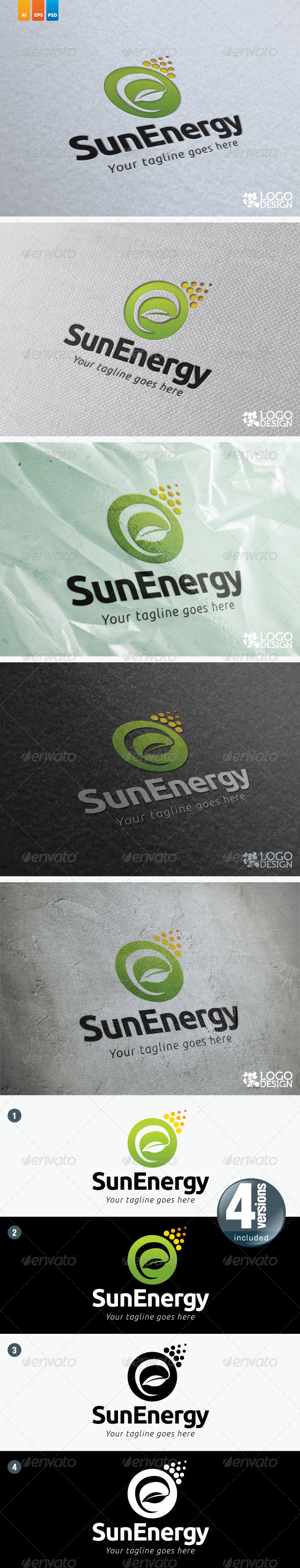 GraphicRiver Sun Energy 4206576