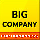Big Company - Business & Portfolio WordPress Theme - ThemeForest Item for Sale