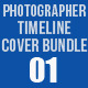 Photographer FB Timeline Cover Bundle - GraphicRiver Item for Sale