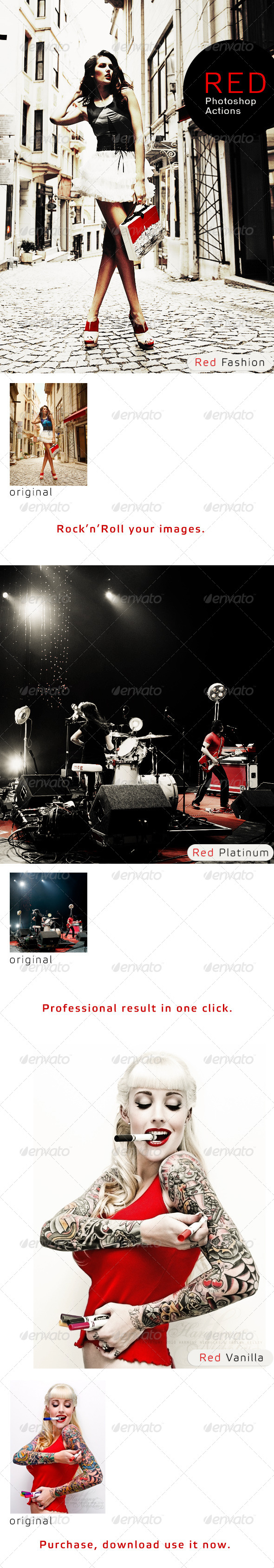 GraphicRiver Professional Red Black & White 4493526