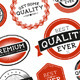 Vintage Vector Labels - GraphicRiver Item for Sale