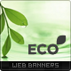 Eco Banners Pack - GraphicRiver Item for Sale