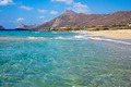 Beach on Crete island  - PhotoDune Item for Sale