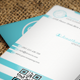 Simple Vertical Business Card 03 - GraphicRiver Item for Sale