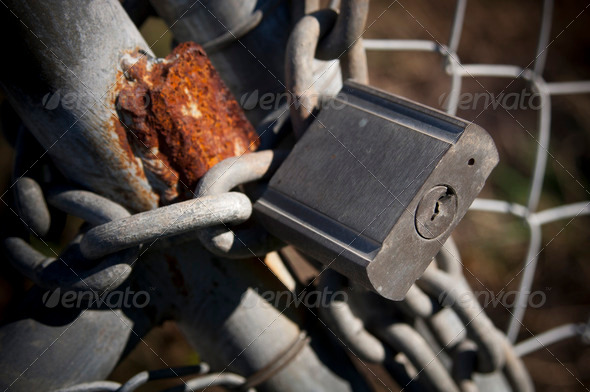 Padlock - Stock Photo - Images